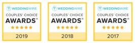 weddingwire awards 2